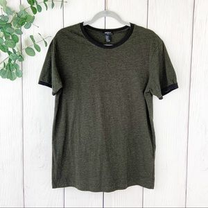 Casual Ringer Neck Tee